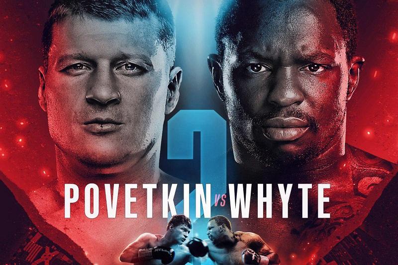Whyte vs Povetkin 2 Online Stream